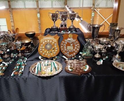 Club Championship Trophies!