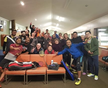 Titirangi vs Te Atatu - A great tournament with our friends from Te Atatu.